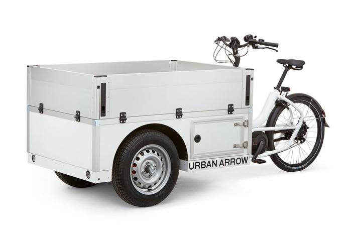 URBAN ARROW© - Tender 1000 Pick-up